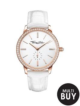 thomas-sabo-eternal-women-white-dial-rose-tone-ladies-watchnbspplus-free-diamond-bracelet