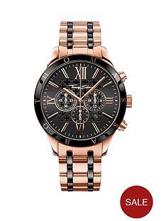 thomas-sabo-rebel-urban-chronograph-stainless-steel-rose-tonenbspmens-watch