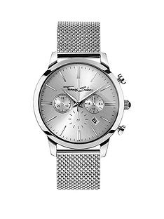thomas-sabo-eternal-rebel-chronographnbspstainless-steel-mesh-bracelet-watchnbspadd-item-ktjq4-to-basket-to-receive-free-bracelet-with-purchase-for-limited-time-only