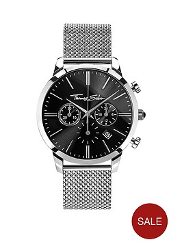 thomas-sabo-eternal-rebel-chronographnbspsteel-mesh-bracelet-watch