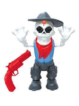 skeleton-blast