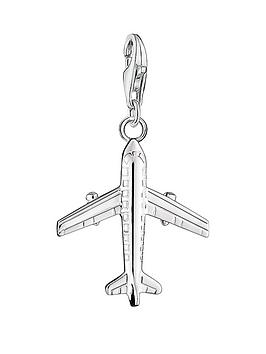 Thomas Sabo Charm Club Airplane Charm