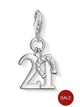 thomas-sabo-sterling-silver-charm-club-lucky-number-21-charm