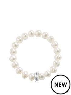 thomas-sabo-charm-club-white-pearl-bracelet