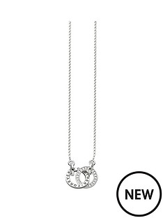 thomas-sabo-together-forever-small-size-intertwined-rings-necklace-425cm