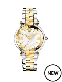 versace-versace-reve-white-mother-of-pearl-dial-two-tone-stainless-steal-bracelet-ladies-watch