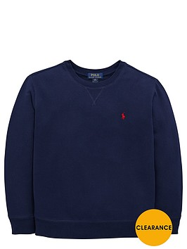 ralph-lauren-crew-neck-sweat-top