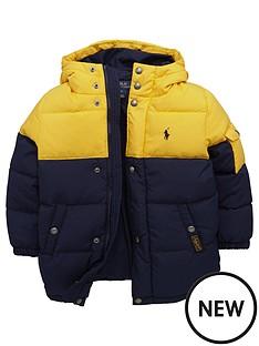 ralph-lauren-colour-block-hooded-down-jacket