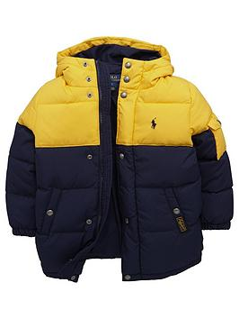 ralph-lauren-colour-block-hooded-down-jacket