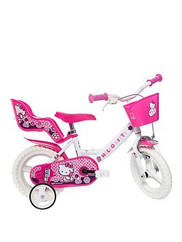 Hello Kitty 12Inch Bicycle