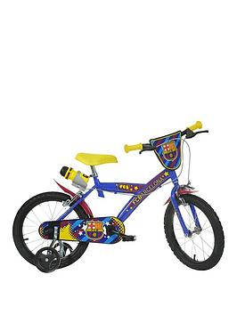 Fc Barcelona 14Inch Bicycle