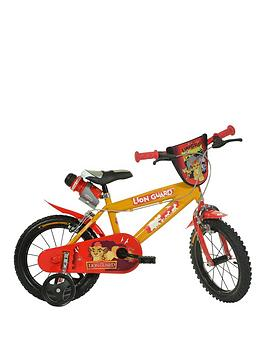 The Lion Guard 14Inch Bicycle