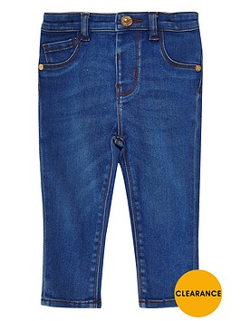 river-island-mini-mini-girls-blue-skinny-jeans