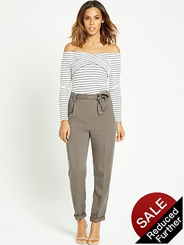 rochelle-humes-paperbag-waist-trousernbsp