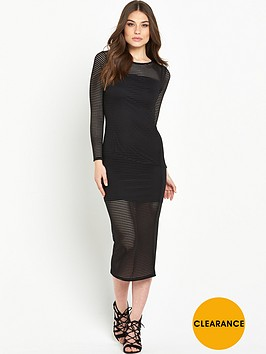 river-island-mesh-sporty-bodycon-dress