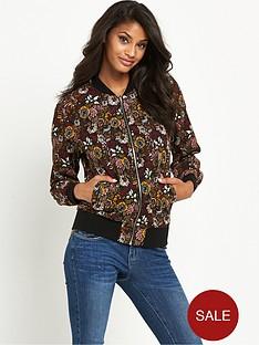 glamorous-bomber-jacket-floral-print