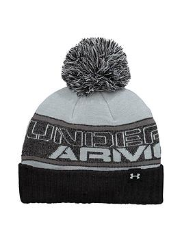 under-armour-older-boys-pom-pom-beanie
