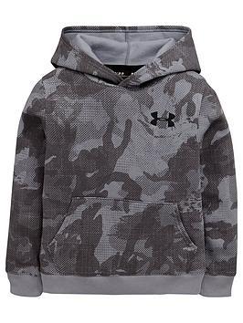 under-armour-under-armour-older-boys-print-fleece-hoody