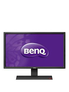 benq-rl2755hm-27-inchnbsp1920-x-1080-tn-widescreen-led-monitor-blackred