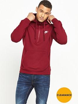 nike-half-zip-club-hoodie