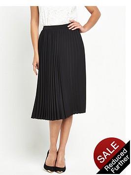v-by-very-pleated-midi-skirt