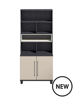 consort-diego-ready-assembled-2-door-display
