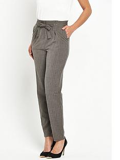 v-by-very-pinstripe-paperbag-trouser