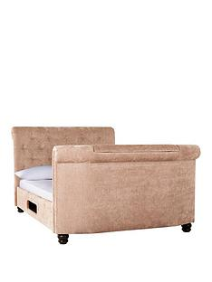 stowe-fabric-tv-bed-frame-with-mattress-options-buy-and-save
