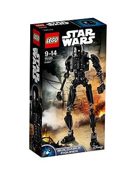 Lego Star Wars Rogue One K2So&Trade 75120