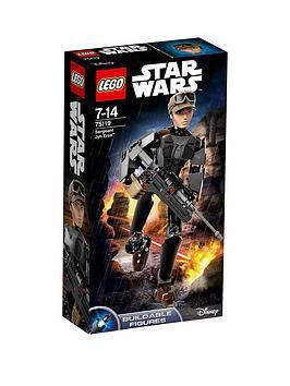 Lego Rogue One Sergeant Jyn Erso