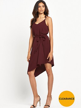 river-island-asymmetric-swing-dress