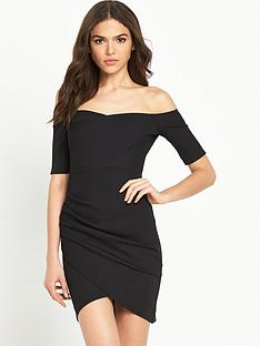 river-island-bardot-bodycon-dress-blacknbsp