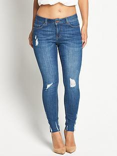 myleene-klass-distressed-hem-ankle-grazer-skinny-jean