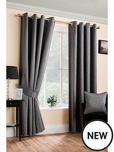 plain-dye-blackout-eyelet-curtains