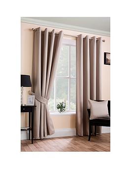 plain-dye-blackout-unlined-eyelet-curtains