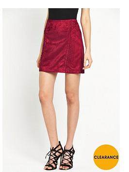 river-island-whipstitch-mini-skirt