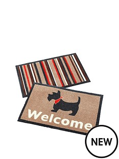 dogstripe-pack-of-2-doormats-ndash-great-value