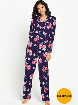 boux-avenue-boux-avenue-large-floral-flannel-pj-in-a-bag