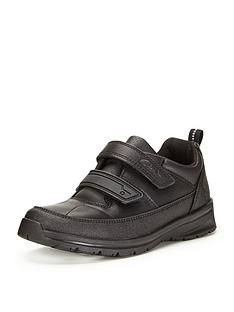 clarks-younger-boys-gloformsnbspreflectacenbspstrap-school-shoesbr-br-width-sizes-available