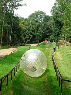 virgin-experience-days-zorbing-experience-for-two-innbspcaterham-london