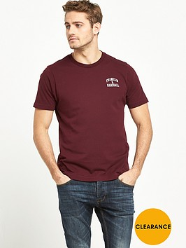 franklin-marshall-small-arch-logo-ss-tshirt