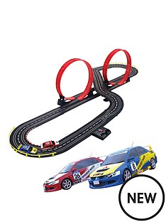 ultimage-express-slot-racing-car-track
