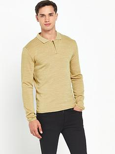 bellfield-knitted-polo