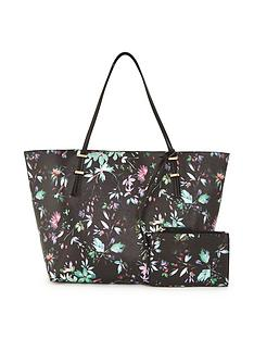 v-by-very-floral-shopper
