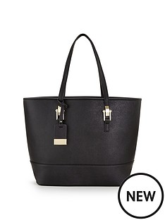 miss-selfridge-scratch-pu-tote