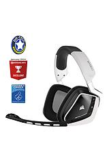 PC Gaming Void Wireless Dolby 7.1 Comfortable Headset White