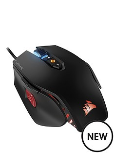 corsair-pc-gaming-m65-pro-multi-colour-rgb-12k-dpi-optical-mouse