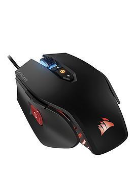 Corsair Pc Gaming M65 Pro MultiColour Rgb 12K Dpi Optical Mouse