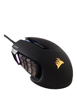 corsair-pc-gaming-scimitar-multi-colour-rgb-12000-dpi-optical-mouse