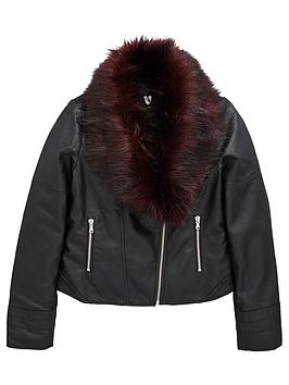 v-by-very-girls-pu-biker-with-detachable-faux-fur-collar